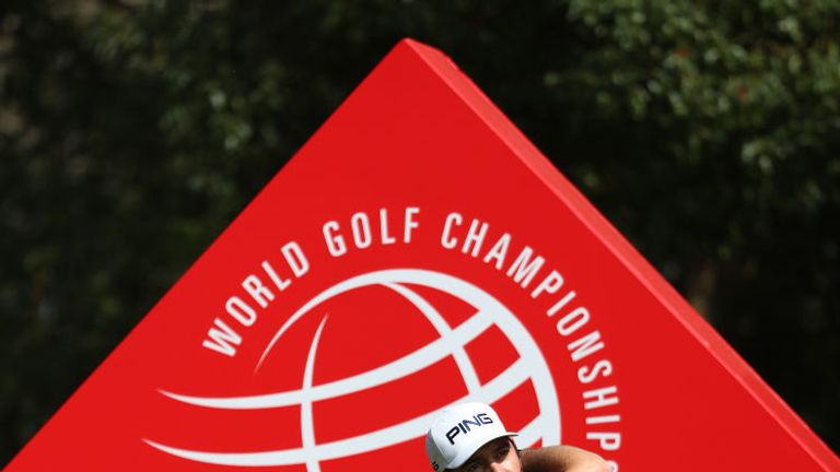 Oosthuizen is four strokes off the pace after the opening round