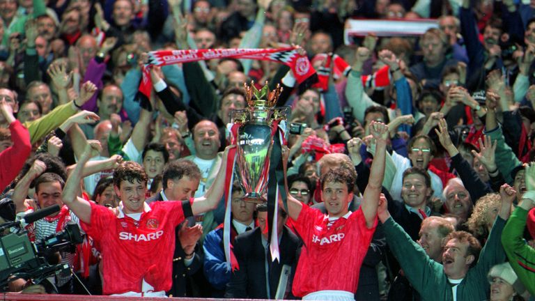 Manchester United won the first Premier League title in 1993