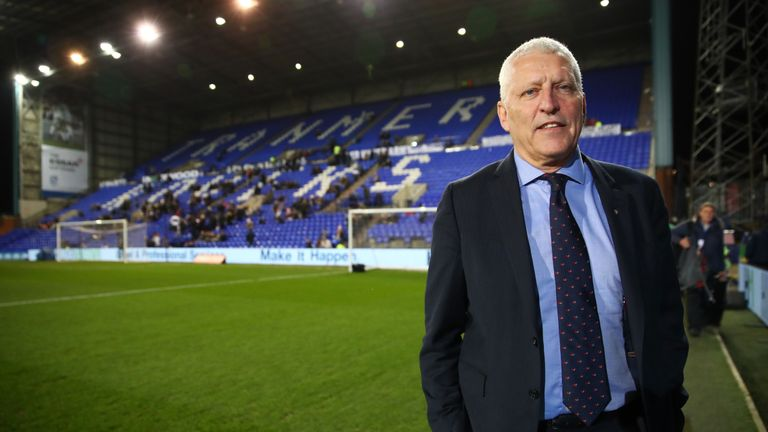 Tranmere Rovers are back in the third tier under owner Mark Palios