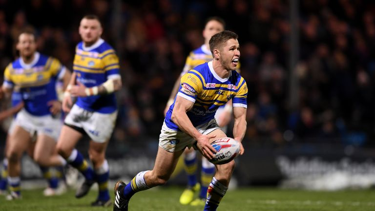 Matt Parcell's contract extension was one of the reasons for the breach