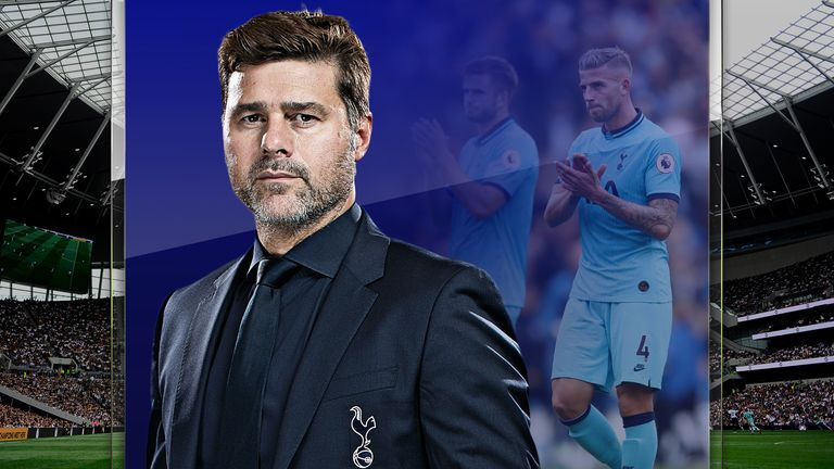 Mauricio Pochettino's Tottenham are struggling to recreate their game of old