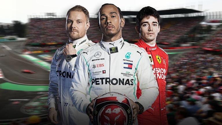 Mexican GP live on Sky Sports F1: When and how to watch  | F1 News
