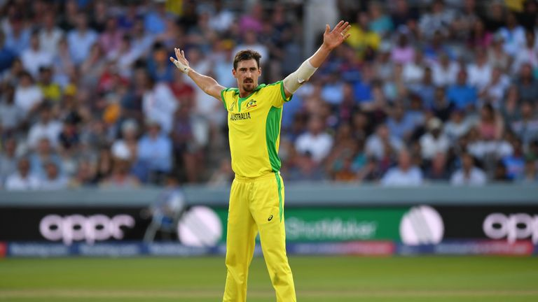 Welsh Fire have secured the services of Australia paceman Mitchell Starc