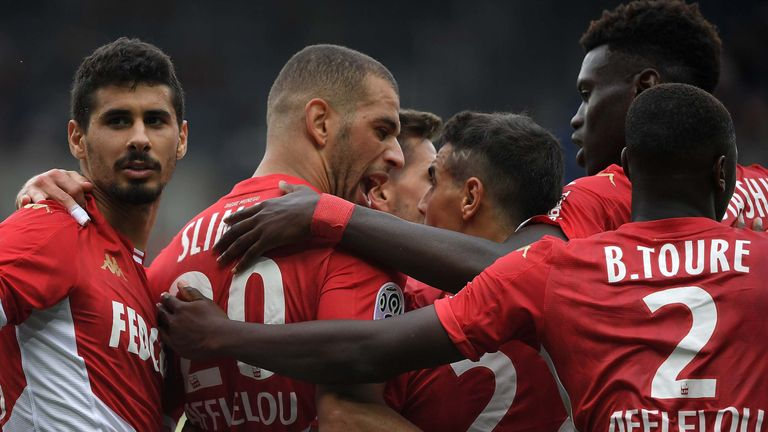 Islam Slimani has scored five goals and set up another six in seven games in the French top flight.