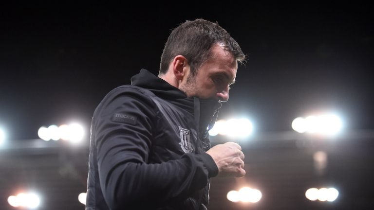 Nathan Jones' side are without a win in the Championship this season