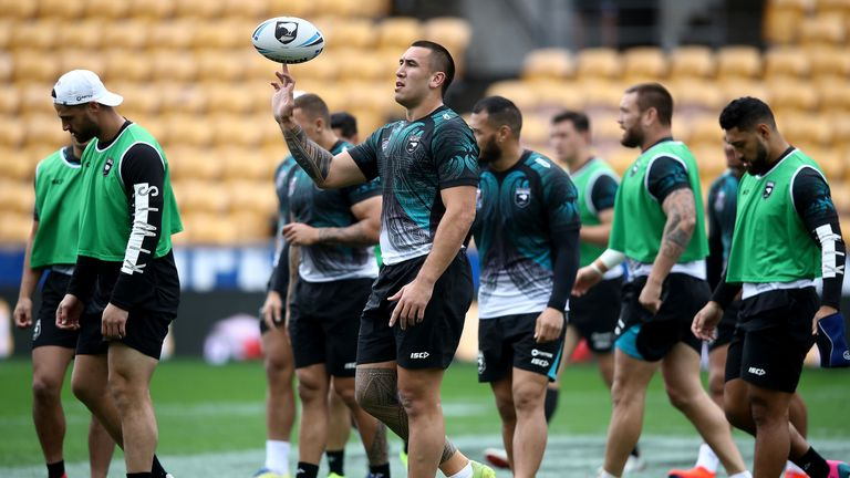 Nelson Asofa-Solomona banned for New Zealand matches vs Great Britain | Rugby League News |