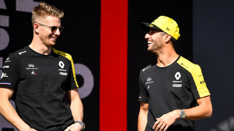 Renault's Daniel Ricciardo and Nico Hulkenberg stripped of Japan Grand Prix points | F1 News