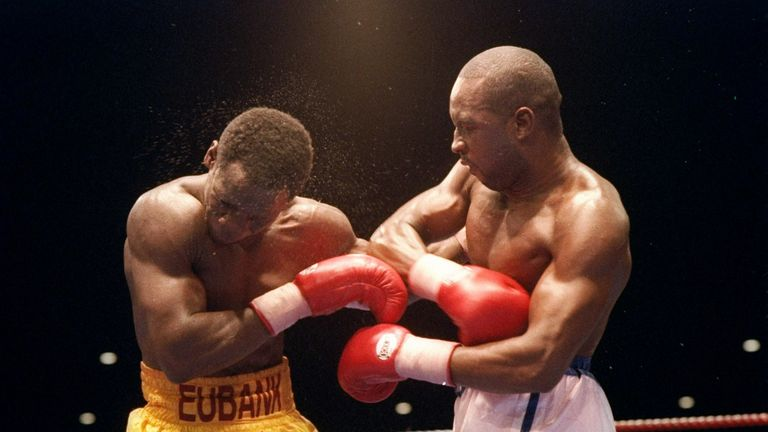 The Eubank vs Benn rematch in 1993 was a thriller, ending in a draw