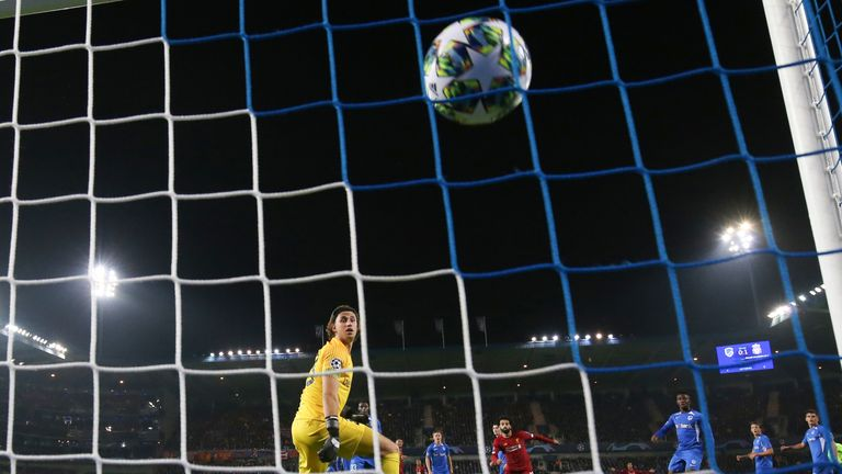 Oxlade-Chamberlain's last goal for Liverpool came in this competition in April 2018