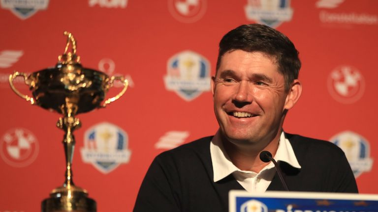 European ryder cup captain 2021 betting on sports giro stage 9 betting online