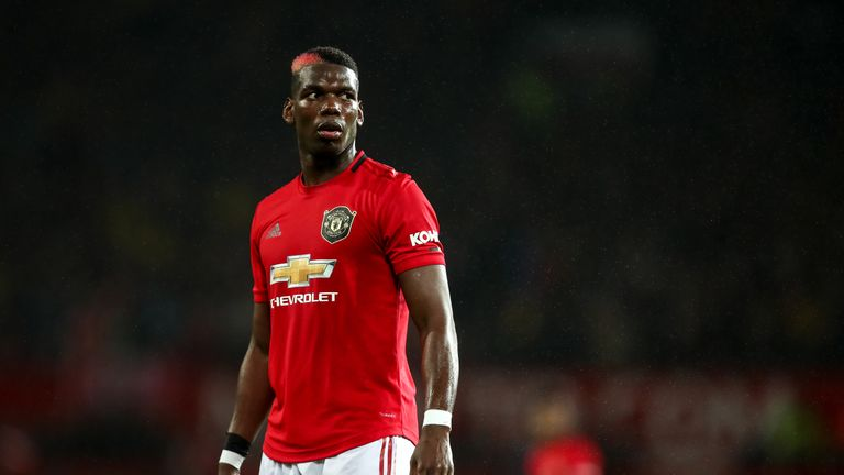 Paul Pogba out of Manchester United's trip to AZ Alkmaar in Europa League | Football News |
