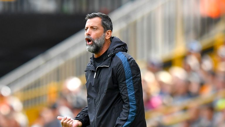Sanchez Flores is looking to guide Watford to their first win of the season at Tottenham