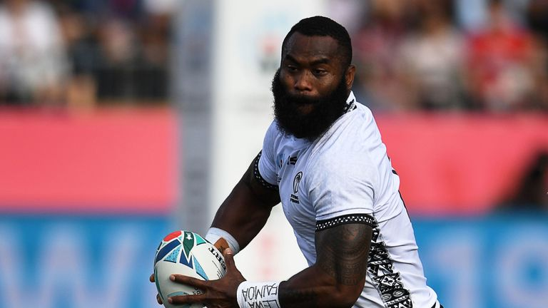Fiji's Semi Radradra is one of a number of fantastic signings made by Bristol
