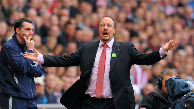 Despite just two defeats all season in 2008/09,  Liverpool still failed to win the title under Rafa Benitez