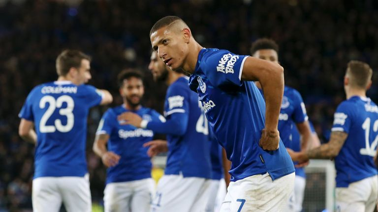 Richarlison has committed his long-term future to Everton