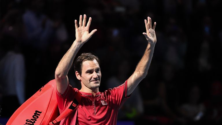 Roger Federer claims opening victory in Basel after his 1500th tour-level match | Tennis News |