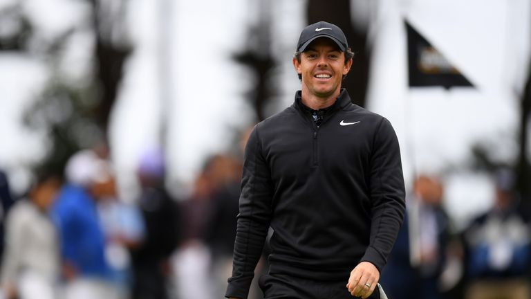 McIlroy is a three-time winner in 2019