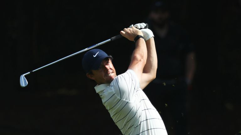 McIlroy is chasing a first World Golf Championship win since 2015