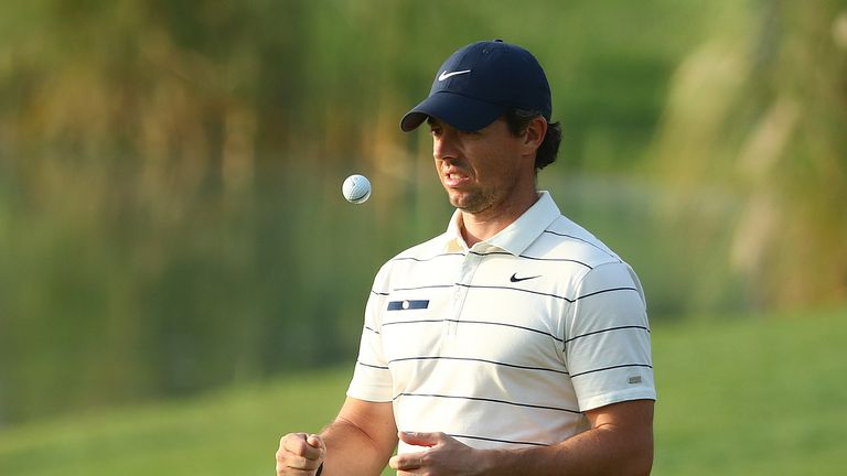McIlroy turns down spot in Saudi tournament