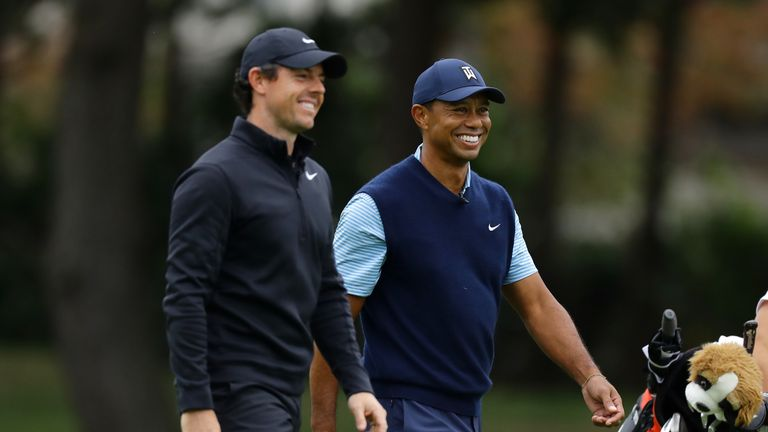What will we see from the likes of McIlroy and Woods over the next few weeks?