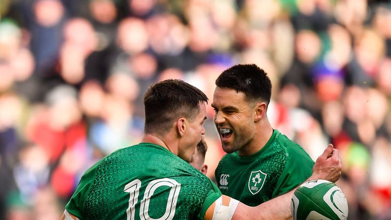 Can Johnny Sexton and Conor Murray lead Ireland to a breakthrough World Cup win?