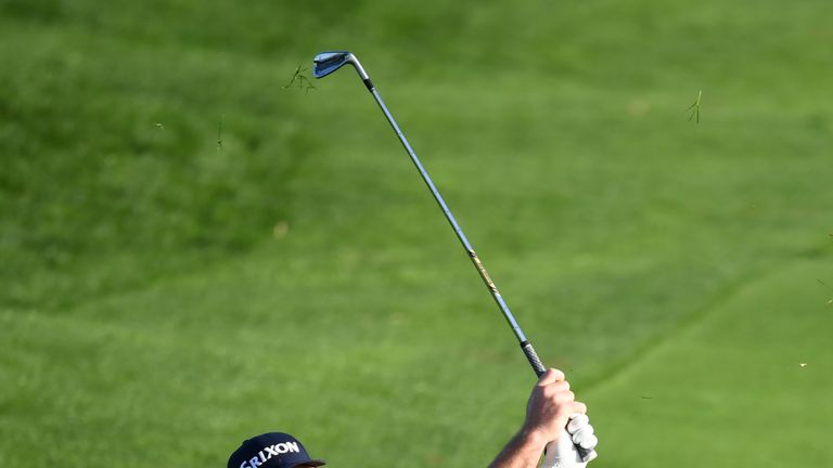 Ryan Fox ended the Open Championship week in a share of 16th spot