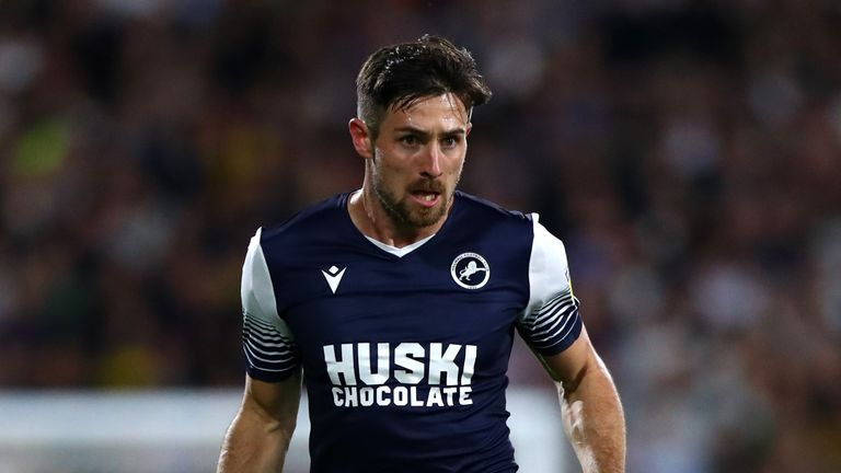 Midfielder Ryan Leonard remains sidelined by the knee injury he sustained against Leeds at the start of this month.