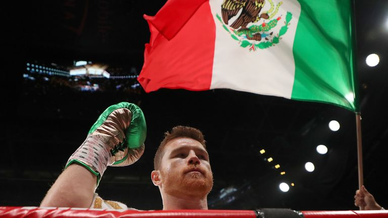 Canelo KO's Kovalev With Devastating Combo To Claim Light Heavy Title