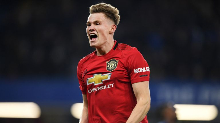 Image result for scott mctominay