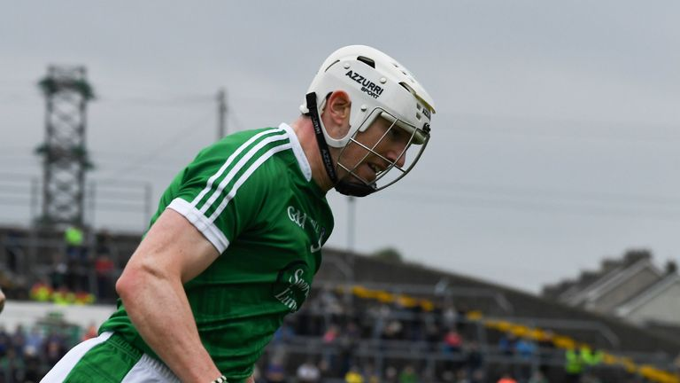 Seamus Hickey retired from intercounty action in 2018