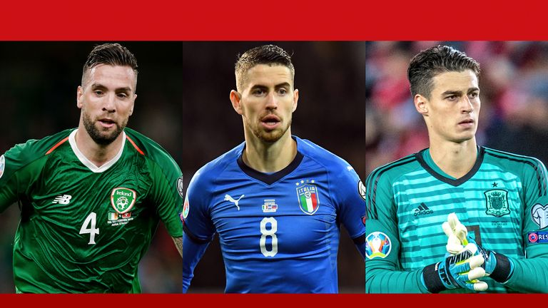 European Qualifiers on Sky: Switzerland vs Republic of Ireland, Sweden vs Spain