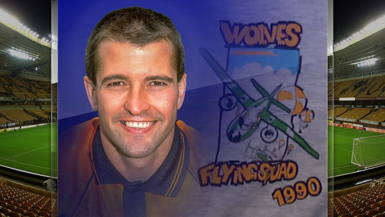 Steve Bull was the hero as the Wolves flying squad travelled to Newcastle in 1990
