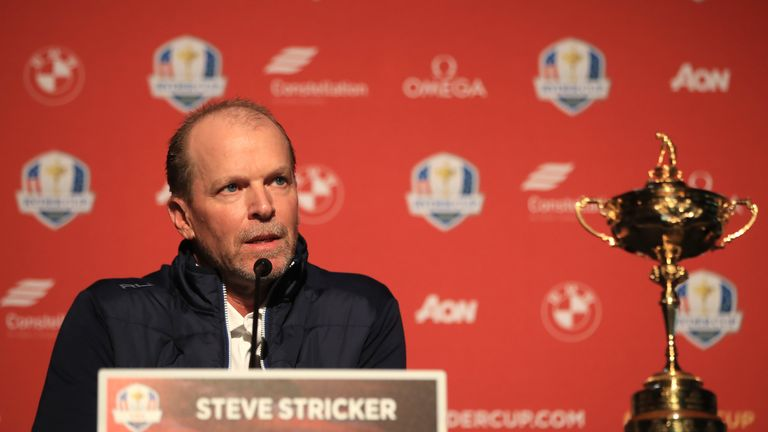 Stricker is wary of the 'obstacles' that need to be overcome