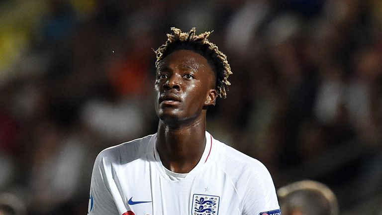 Tammy Abraham says England could defy UEFA's racism protocols if they feel they are not working