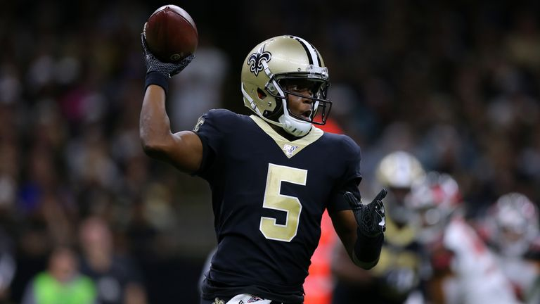 Teddy Bridgewater has performed admirably in place of the injured Drew Brees