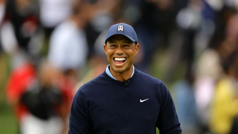 Woods has only featured in 12 tournaments in 2019