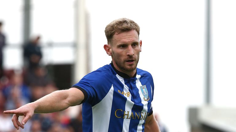 Sheffield Wednesday's Sky Bet Championship clash with Stoke will come too soon for club captain Tom Lees