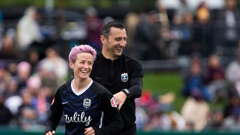 Vlatko Andonovski Is Chosen To Coach US Women's National Team