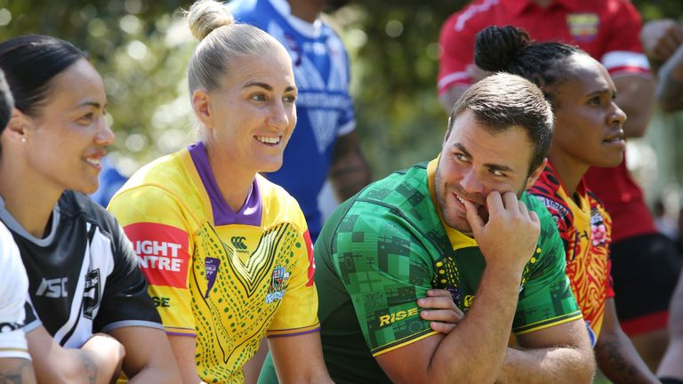 The best of the world's men's and women's teams will be competing in the World Cup Nines