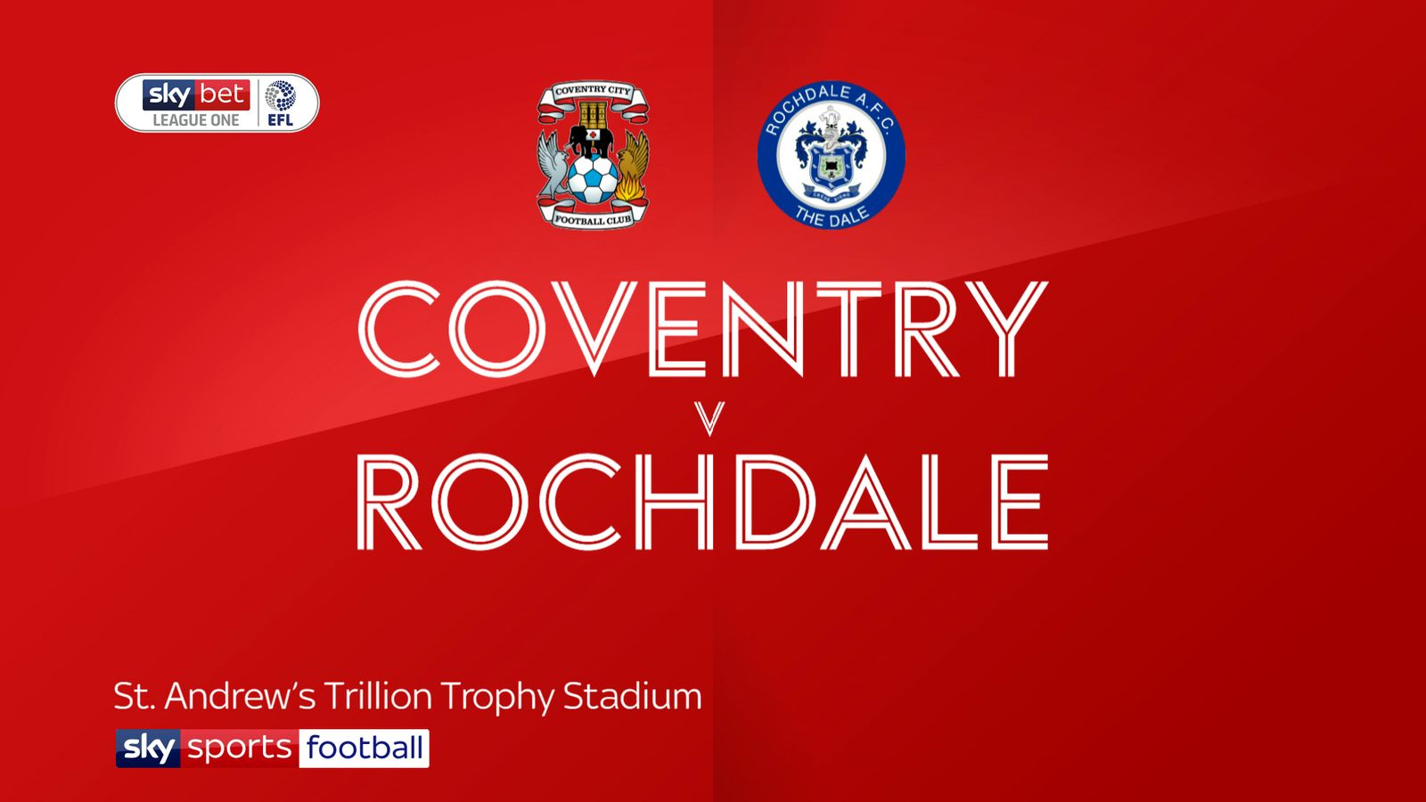 Coventry 2-1 Rochdale: Liam Walsh scores wonder goal for Sky Blues