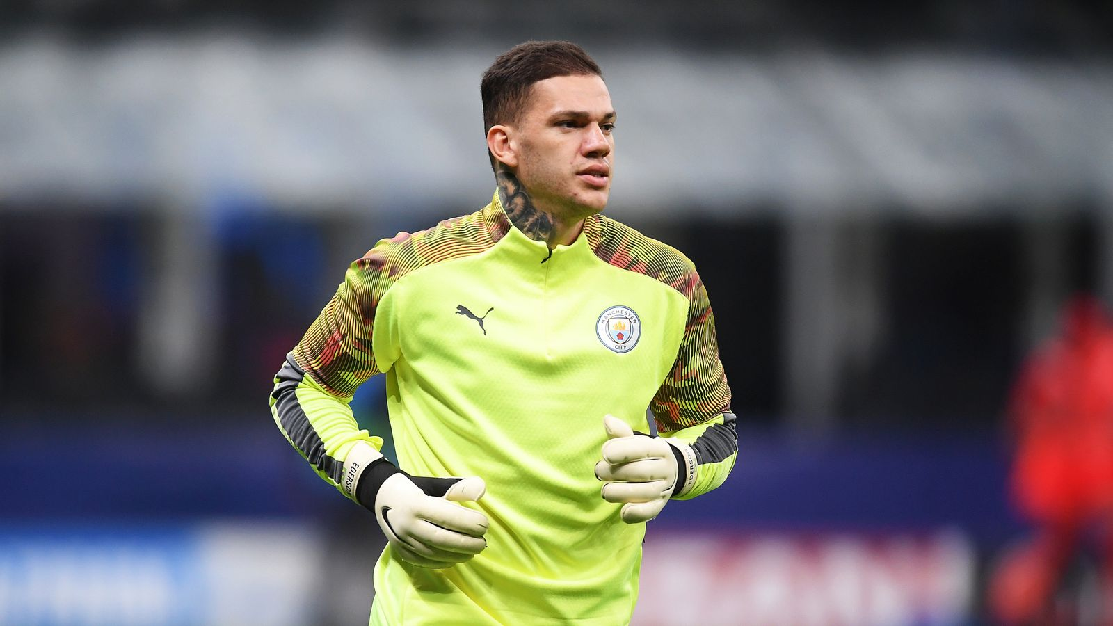 Ederson out of Liverpool vs Manchester City with injury