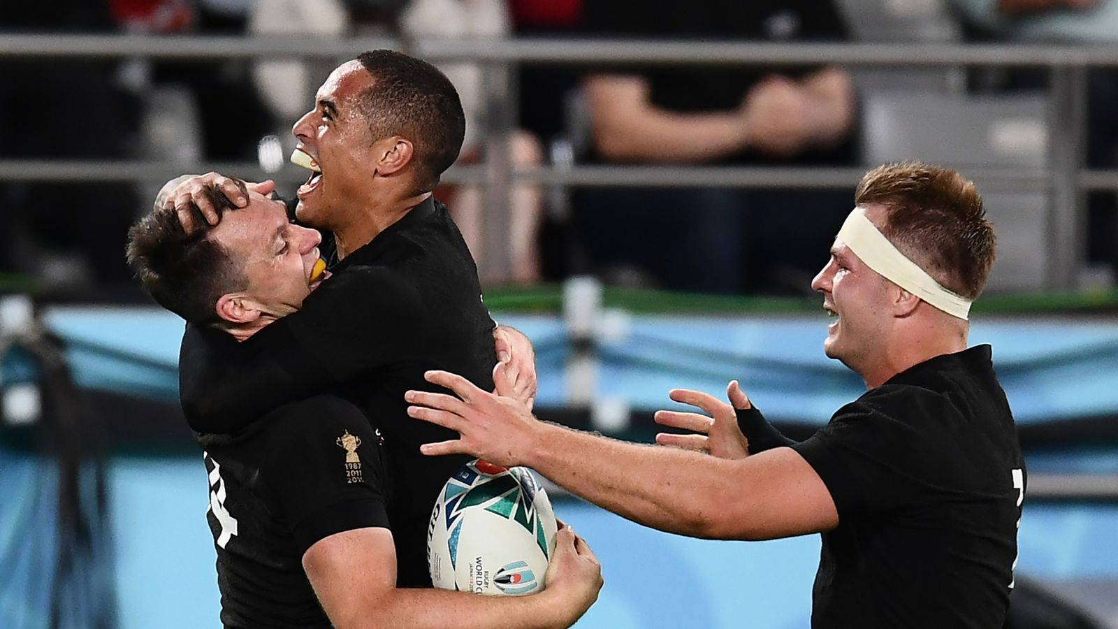 New Zealand 40-17 Wales: All Blacks claim Rugby World Cup bronze in Tokyo
