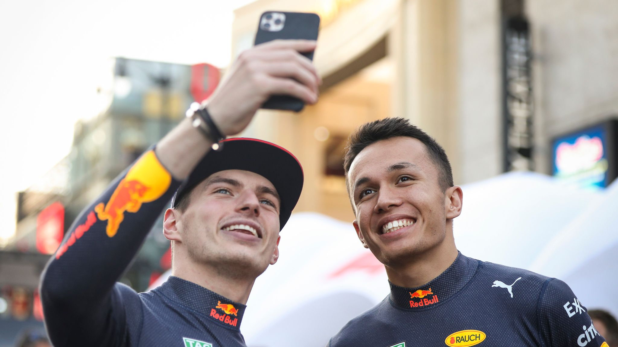 Alex Albon favourite to land Red Bull F1 2020 drive, it's 'his seat to lose'