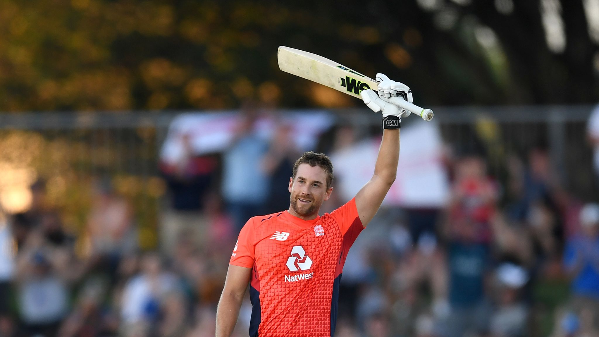England's Dawid Malan up to third in ICC T20I batting rankings after century