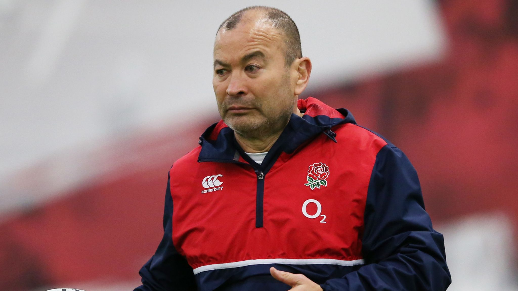 Eddie Jones says England World Cup squad should have been refreshed