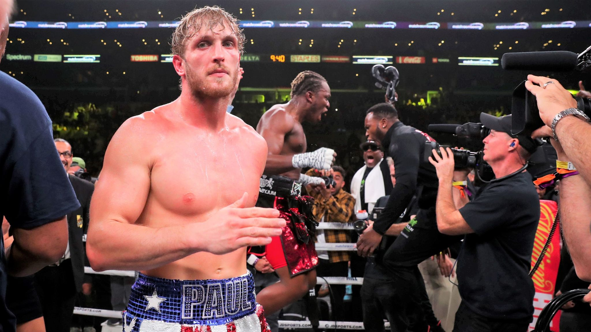 Logan Paul to appeal KSI defeat in YouTube rematch