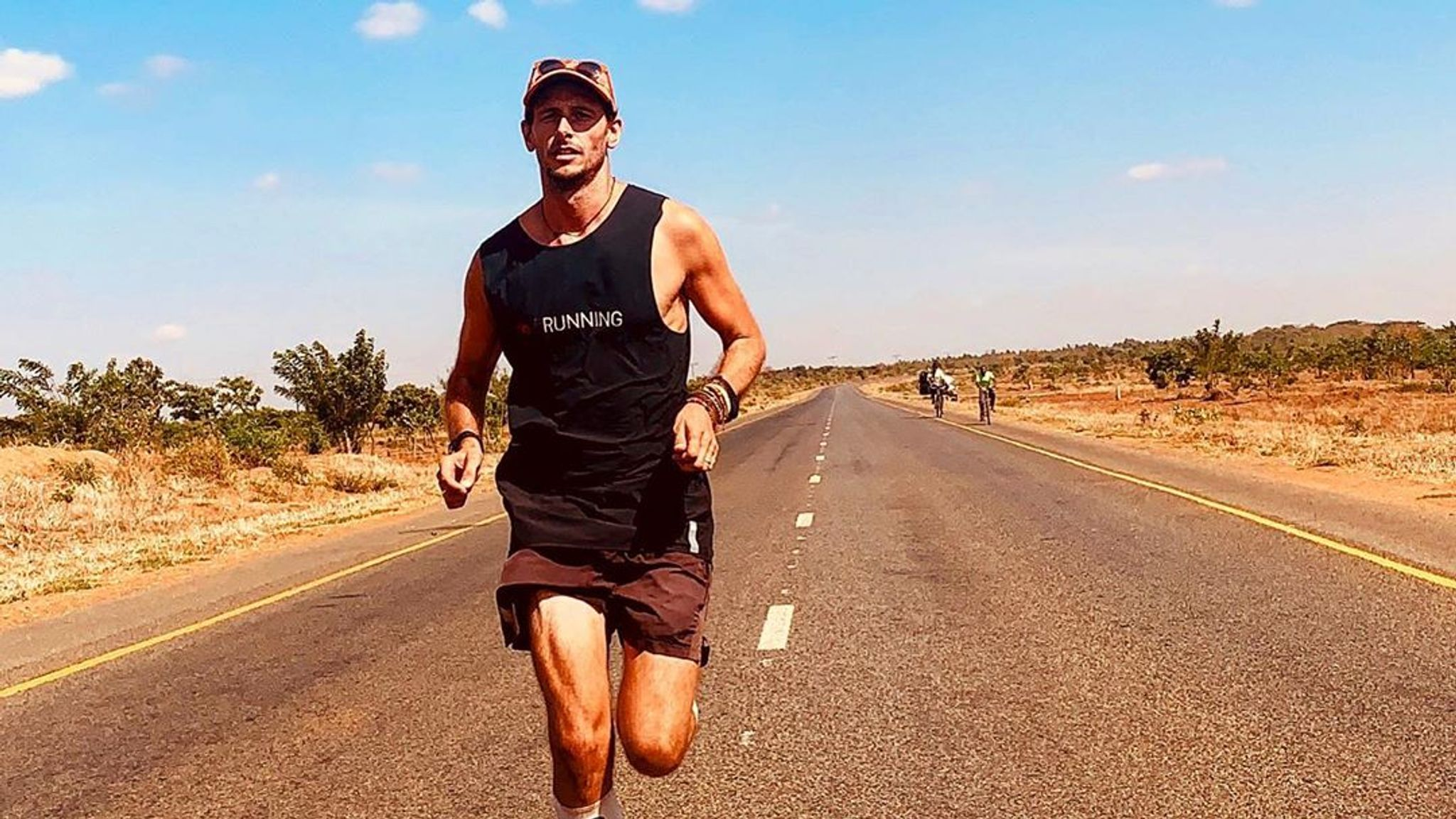 196 marathons, 196 countries: Nick Butter's 'Running the World' mission