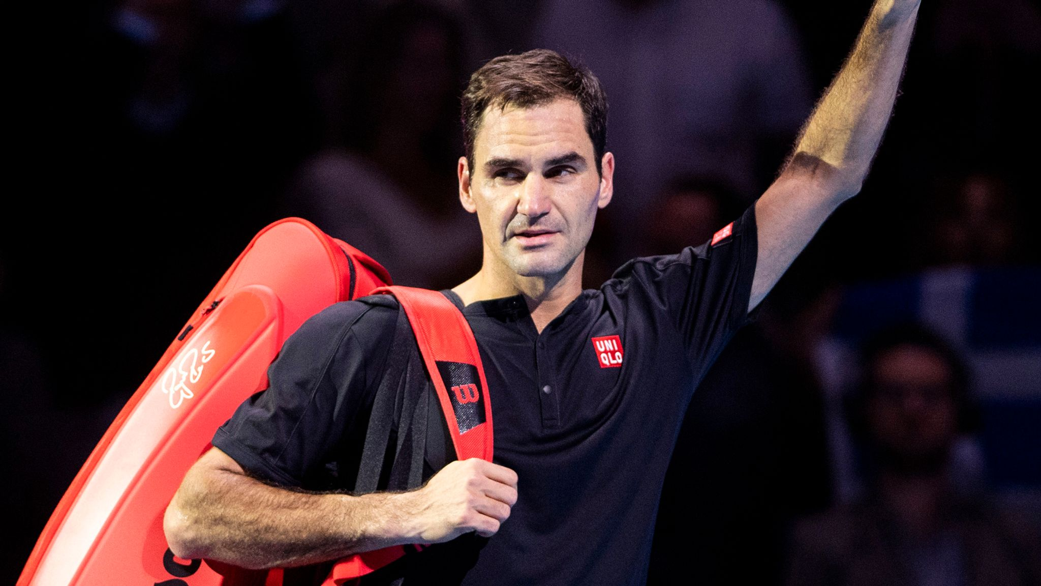 Roger Federer sees 'no reason' to stop playing tennis and retire from the sport