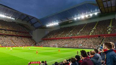 fifa live scores - Liverpool's Anfield Road Stand expansion plans will increase stadium capacity to 61,000