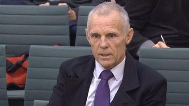 Shane Sutton denies bullying Dr Richard Freeman into ordering testosterone gel
